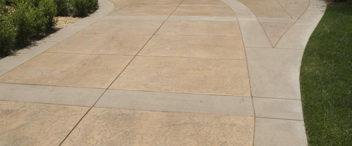 decorative architectural concrete