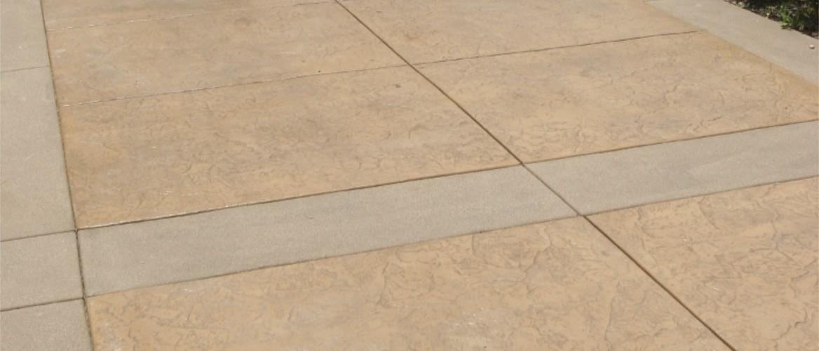 concrete driveway southern California