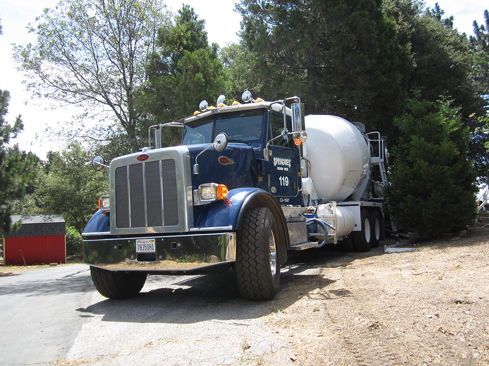 SRM Concrete Ready Mix Truck