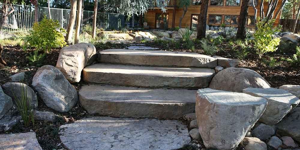 shaped concrete San Fernando Valley