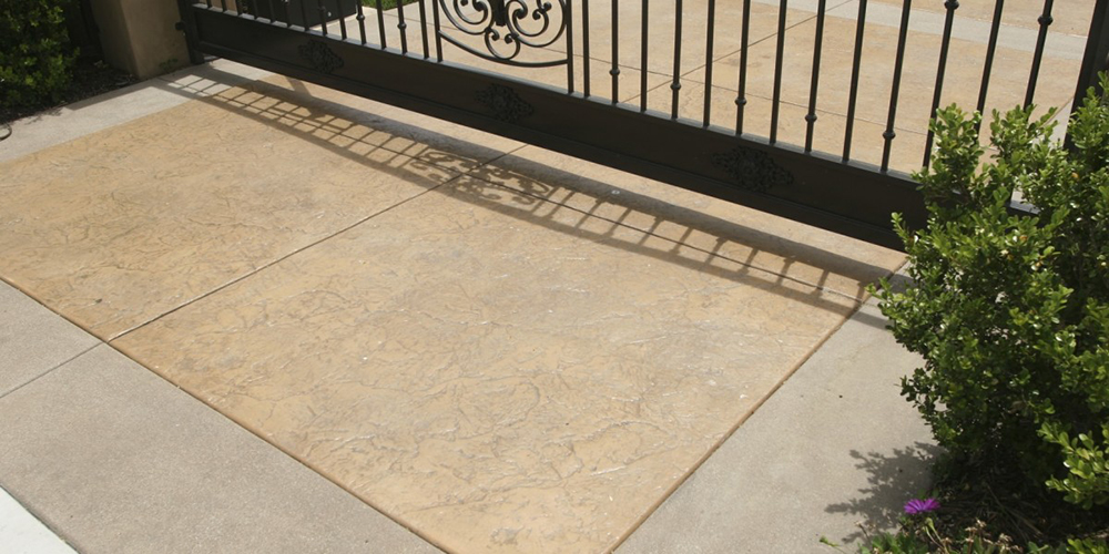 Stamped Concrete for Homeowners