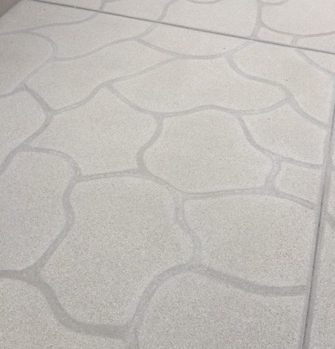 topcoat etched finish concrete